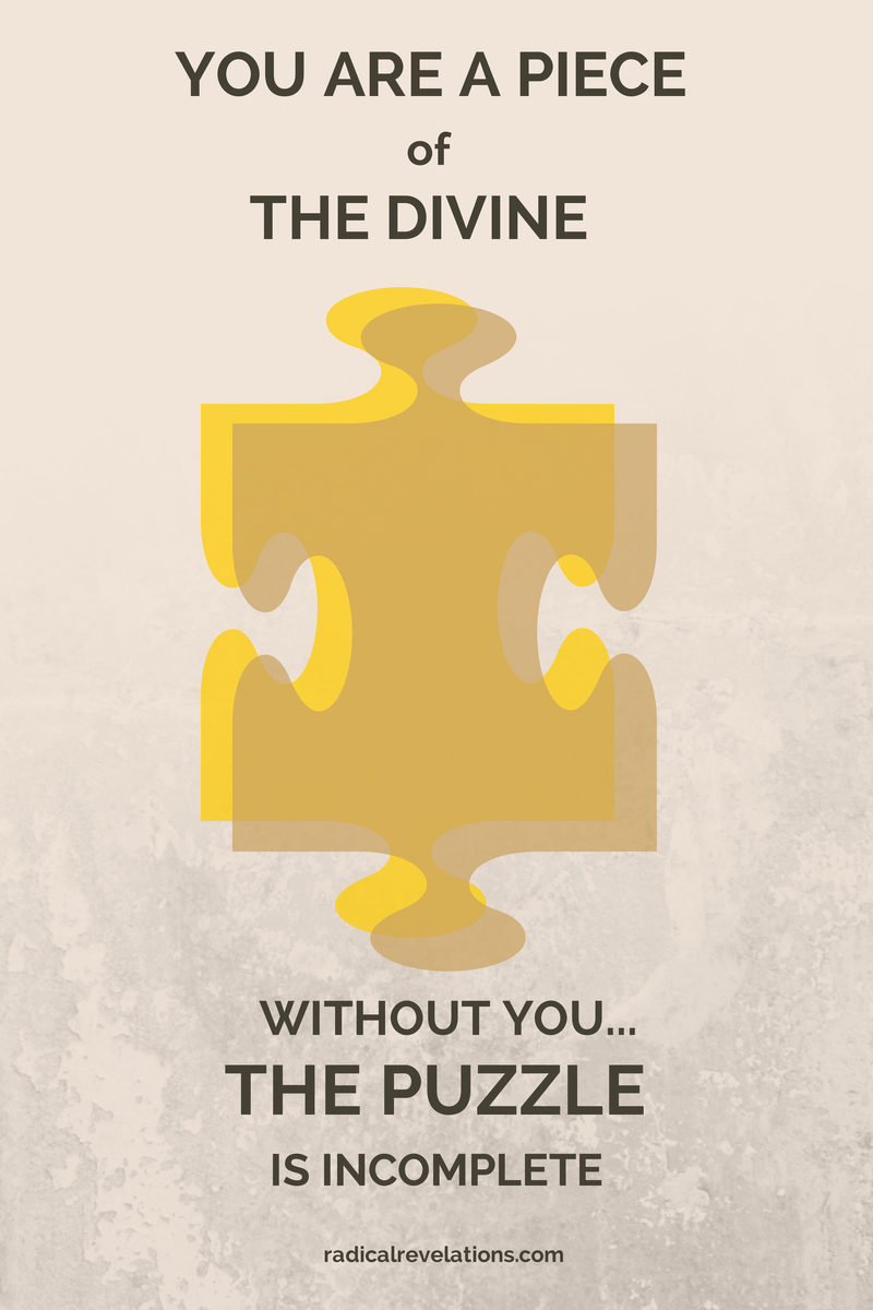 A Piece of the Divine