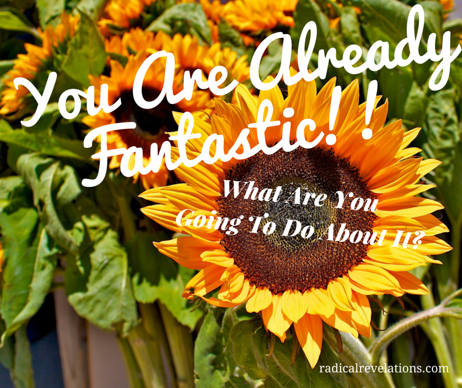 What are You Doing With Your Fantastic?